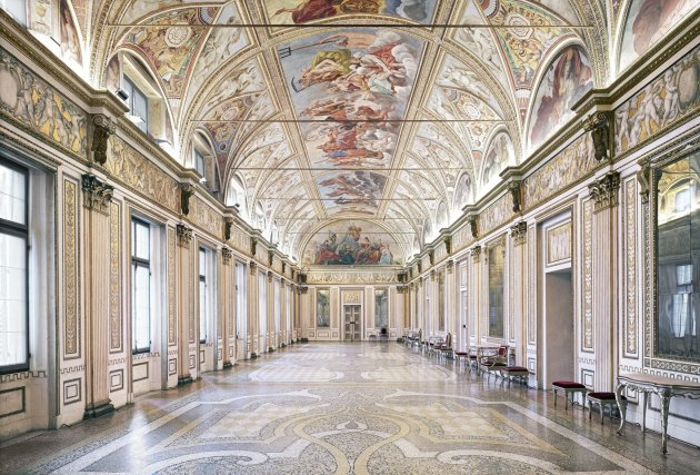 <span class=&#34;artist&#34;><strong>Candida Höfer</strong></span>, <span class=&#34;title&#34;><em>Palazzo Ducale Mantova I 2011</em></span>