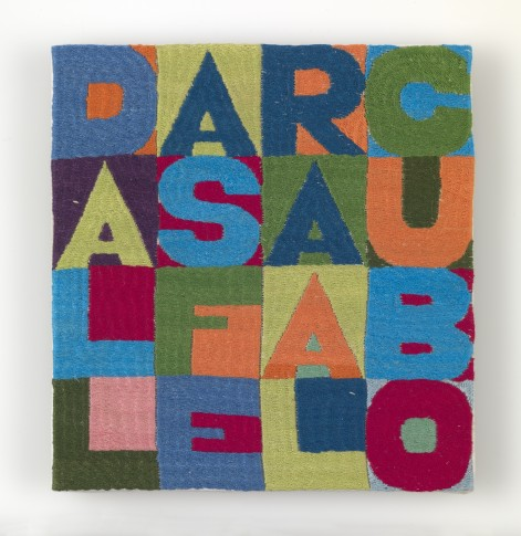 "<span class=""artist""><strong>Alighiero Boetti</strong></span>, <span class=""title""><em>Dalla Sfera al Cubo</em>, c. 1992</span>"