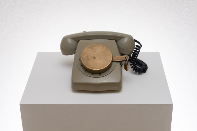 "<span class=""artist""><strong>Chen Wei</strong></span>, <span class=""title""><em>Household Telephone</em>, 2011</span>"