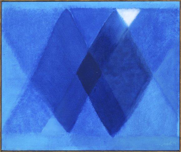 <span class=&#34;artist&#34;><strong>Heinz Mack</strong></span>, <span class=&#34;title&#34;><em>Pas de Deux (Chromatische Konstellation) [Pas de Deux (Chromatic Constellation)]</em>, 1998</span>