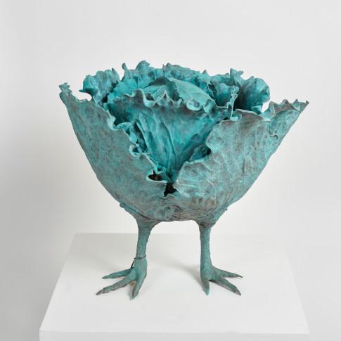 "<span class=""artist""><strong>Claude Lalanne</strong></span>, <span class=""title""><em>Choupatte</em>, 2014/2017</span>"