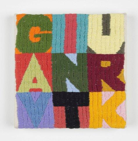 "<span class=""artist""><strong>Gavin Turk</strong></span>, <span class=""title""><em>Sun & Stars</em>, 2012</span>"