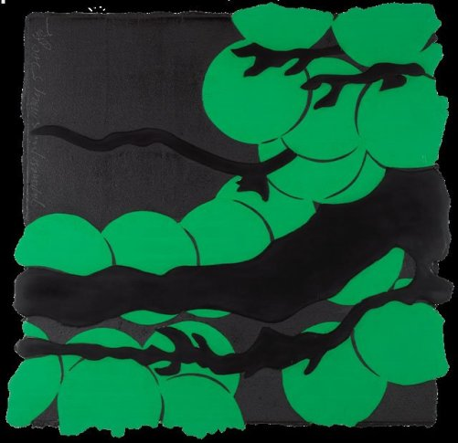 <span class=&#34;artist&#34;><strong>Donald Sultan</strong></span>, <span class=&#34;title&#34;><em>Japanese Pines May 5 2006</em>, 2006</span>