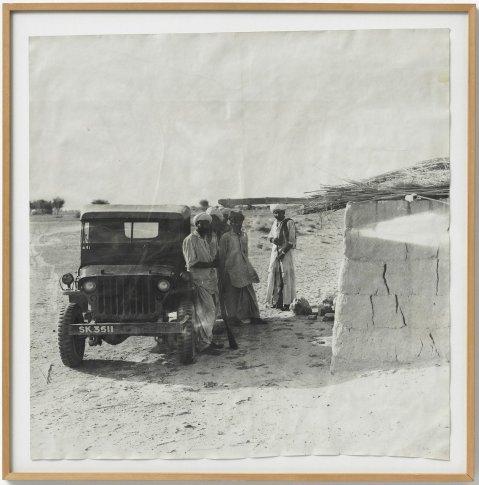 "<span class=""artist""><strong>Sigmar Polke</strong></span>, <span class=""title""><em>Ohne Titel (Pakistan, Jeep)</em>, 1974</span>"