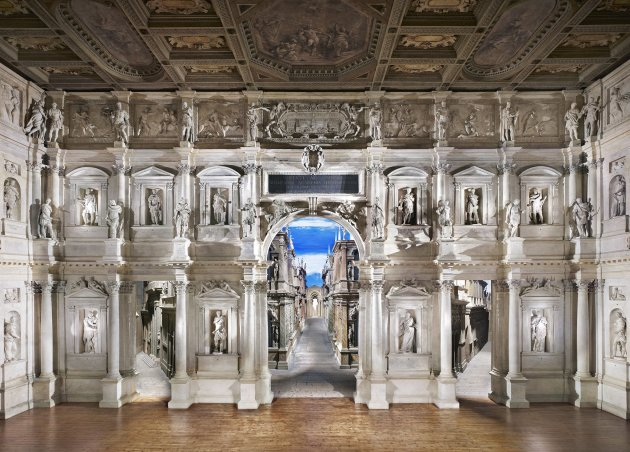 <span class=&#34;artist&#34;><strong>Candida Höfer</strong></span>, <span class=&#34;title&#34;><em>Teatro Olimpico Vicenza II 2010</em></span>