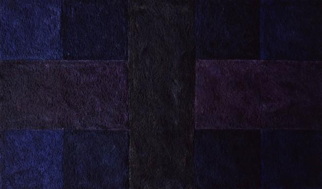 <span class=&#34;artist&#34;><strong>Vik Muniz</strong></span>, <span class=&#34;title&#34;><em>#24 (Black Painting), after Ad Reinhardt (Pictures of Pigment)</em>, 2007</span>