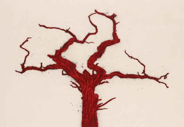 <span class=&#34;artist&#34;><strong>Tony Bevan</strong></span>, <span class=&#34;title&#34;><em>Tree No. 19 (PC182)</em>, 2018</span>