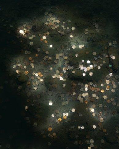 <span class=&#34;artist&#34;><strong>Chen Wei</strong></span>, <span class=&#34;title&#34;><em>Coins #5</em>, 2012</span>