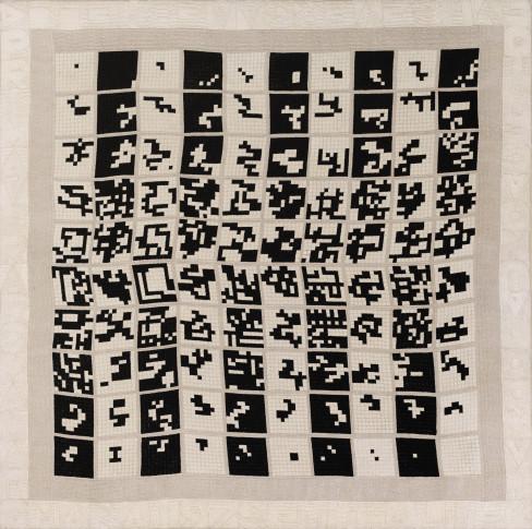 "<span class=""artist""><strong>Alighiero Boetti</strong></span>, <span class=""title""><em>Alternando da uno a Cento e Viceversa</em>, 1977-1978</span>"