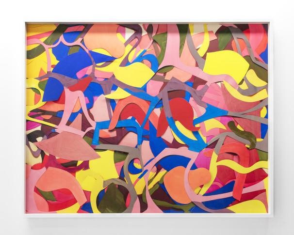 <span class=&#34;artist&#34;><strong>Vik Muniz</strong></span>, <span class=&#34;title&#34;><em>Camo (Handmade)</em>, 2019</span>