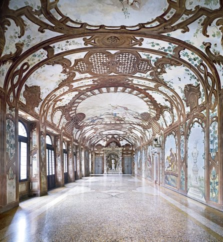 <span class=&#34;artist&#34;><strong>Candida Höfer</strong></span>, <span class=&#34;title&#34;><em>Palazzo Ducale Mantova III 2011</em></span>