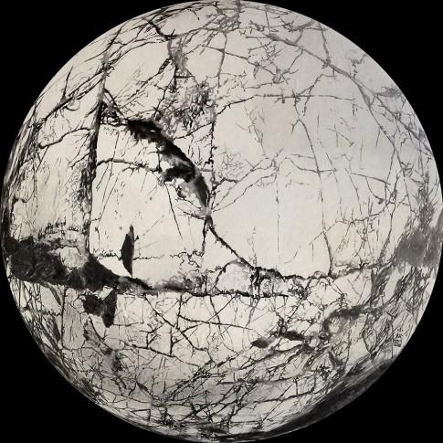 <span class=&#34;artist&#34;><strong>Cai Xiaosong</strong></span>, <span class=&#34;title&#34;><em>Planet</em>, 2010</span>