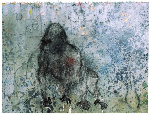 <em>Atelier avec Gorille</em>, 2008