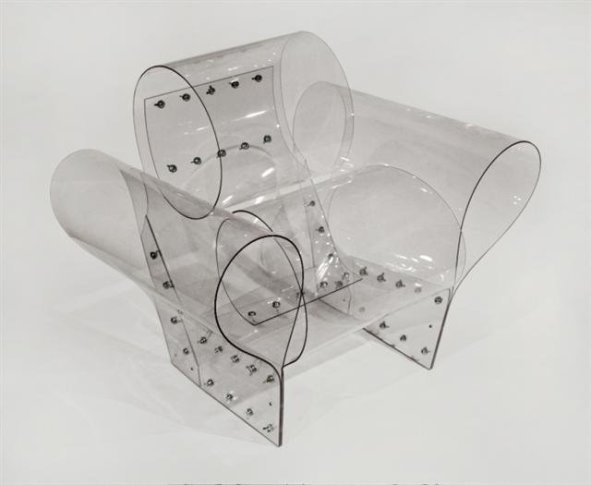 <em>Well Transparent Chair</em>, 2010