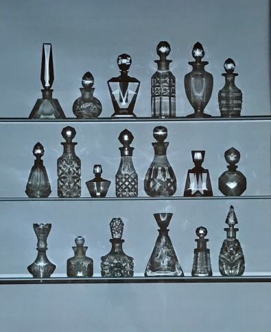 <em>Perfume Bottles Photogram</em>, 2017