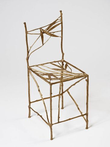<span class=&#34;artist&#34;><strong>Claude Lalanne</strong></span>, <span class=&#34;title&#34;><em>Chaise Feuilles Bamboo (Droite)</em>, 2009/2010</span>