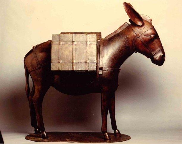 <span class=&#34;artist&#34;><strong>François-Xavier Lalanne</strong></span>, <span class=&#34;title&#34;><em>Ane Bâté (grand)</em>, 1985</span>