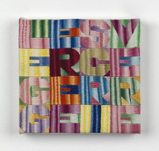 <span class=&#34;artist&#34;><strong>Alighiero Boetti</strong></span>, <span class=&#34;title&#34;><em>Leggere e Scrivere</em>, 1990</span>