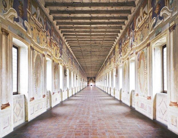 <span class=&#34;artist&#34;><strong>Candida Höfer</strong></span>, <span class=&#34;title&#34;><em>Galleria degli Antichi Sabbioneta I 2010</em></span>