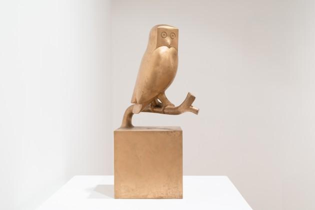 <span class=&#34;artist&#34;><strong>François-Xavier Lalanne</strong></span>, <span class=&#34;title&#34;><em>Oiseaux Branchés (Le Hibou)</em>, 1995</span>
