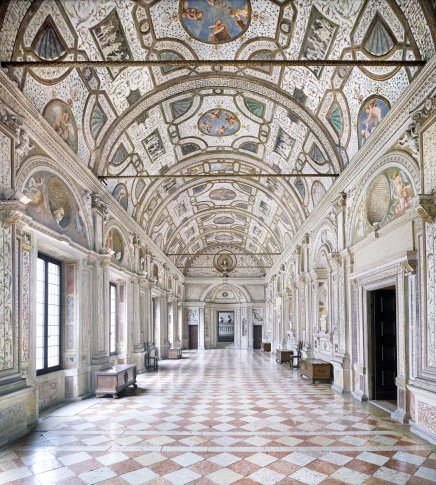 <span class=&#34;artist&#34;><strong>Candida Höfer</strong></span>, <span class=&#34;title&#34;><em>Palazzo Ducale Mantova IV 2011</em></span>