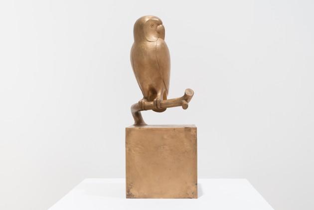 <span class=&#34;artist&#34;><strong>François-Xavier Lalanne</strong></span>, <span class=&#34;title&#34;><em>Oiseaux Branchés (Le Perroquet)</em>, 1995</span>