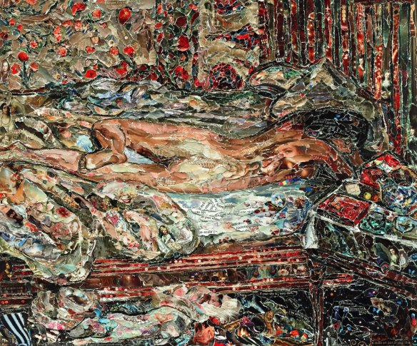 <span class=&#34;artist&#34;><strong>Vik Muniz</strong></span>, <span class=&#34;title&#34;><em>Siesta, after Bonnard</em>, 2011</span>