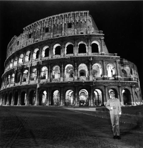 <em>Rome, Italy (Coliseum, Night)</em>, 1989