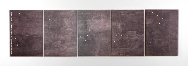 <span class=&#34;artist&#34;><strong>Alighiero Boetti</strong></span>, <span class=&#34;title&#34;><em>Quando le Parole Sono Stanche</em>, 1982</span>