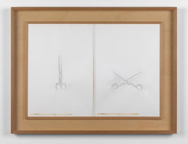 <span class=&#34;artist&#34;><strong>Alighiero Boetti</strong></span>, <span class=&#34;title&#34;><em>Maschio Femmina</em>, 1973-74</span>