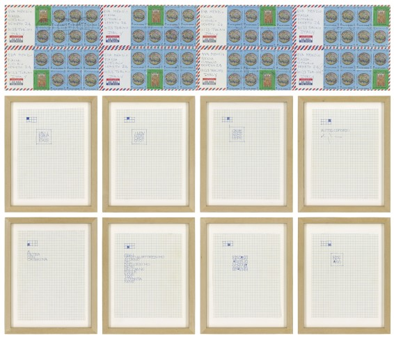 <span class=&#34;title&#34;>Lavoro Postale (Autodisporsi)<span class=&#34;title_comma&#34;>, </span></span><span class=&#34;year&#34;>1989</span>