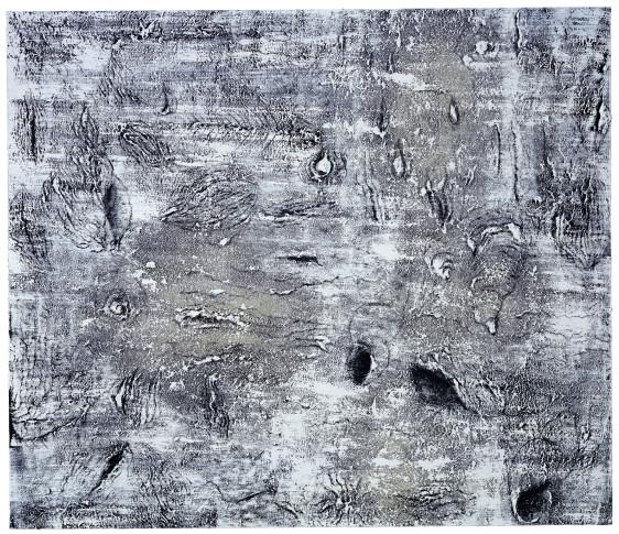 <span class=&#34;artist&#34;><strong>Miquel Barcel&#243;</strong></span>, <span class=&#34;title&#34;><em>En Fonds Sableux</em>, 2004</span>