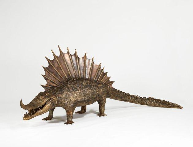 <span class=&#34;artist&#34;><strong>Claude Lalanne</strong></span>, <span class=&#34;title&#34;><em>La Femme du Crocodile</em>, 2012/2013</span>
