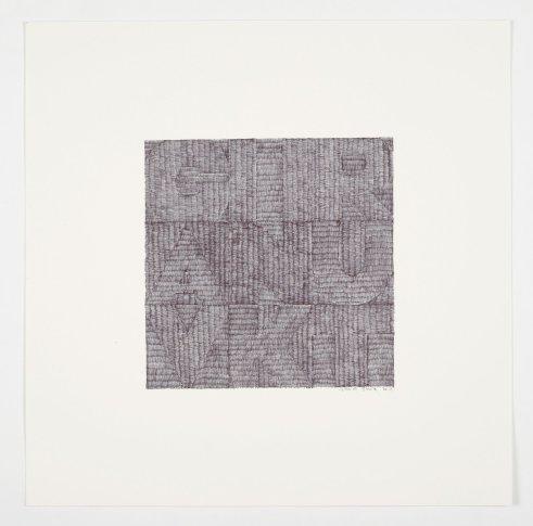 <span class=&#34;artist&#34;><strong>Gavin Turk</strong></span>, <span class=&#34;title&#34;><em>GIR (Black Biro)</em>, 2012</span>