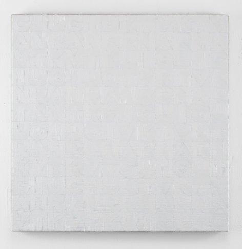 <span class=&#34;artist&#34;><strong>Gavin Turk</strong></span>, <span class=&#34;title&#34;><em>White Senza Titolo</em>, 2012</span>