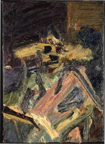 <span class=&#34;artist&#34;><strong>Frank Auerbach</strong></span>, <span class=&#34;title&#34;><em>Catherine Lampert</em>, 1983</span>