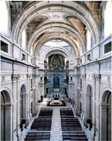 <span class=&#34;artist&#34;><strong>Candida Höfer</strong></span>, <span class=&#34;title&#34;><em>Basilica do Palàcio Nacional de Mafra III</em>, 2006</span>