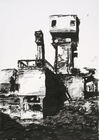 <span class=&#34;artist&#34;><strong>Heribert C. Ottersbach</strong></span>, <span class=&#34;title&#34;><em>S.D.</em>, 2010</span>