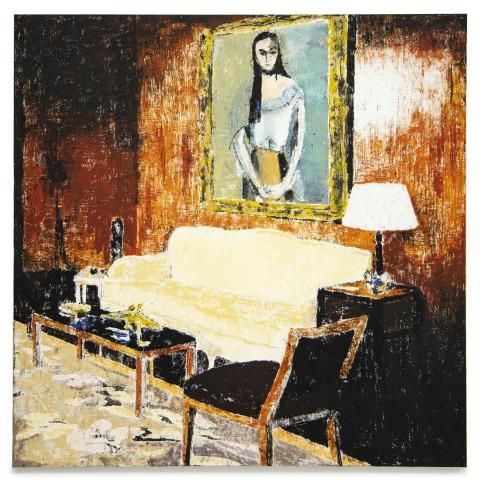 "<span class=""artist""><strong>Enoc Perez</strong></span>, <span class=""title""><em>810 Fifth Avenue, New York, Apartment of Nelson Rockefeller</em>, 2019</span>"