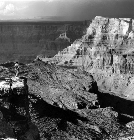 <em>Grand Canyon, Arizona (Vista with Shadow)</em>, 1987