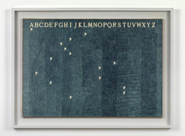 <span class=&#34;artist&#34;><strong>Alighiero Boetti</strong></span>, <span class=&#34;title&#34;><em>Alighieroboetti</em>, 1973</span>