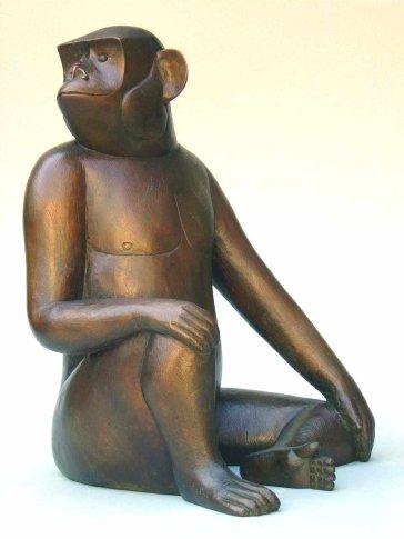 <span class=&#34;artist&#34;><strong>François-Xavier Lalanne</strong></span>, <span class=&#34;title&#34;><em>Singe Avisé (grand)</em>, 2005</span>