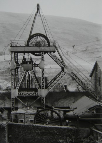 <span class=&#34;artist&#34;><strong>Bernd & Hilla Becher</strong></span>, <span class=&#34;title&#34;><em>Winding Tower: Park Colliery, Treorchy, South Wales, GB</em>, 1966</span>