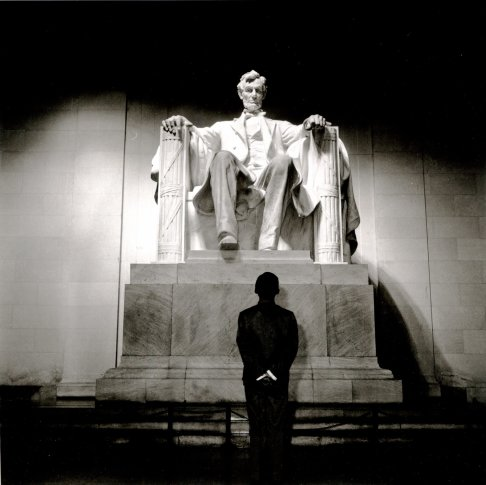 <span class=&#34;artist&#34;><strong>Tseng Kwong Chi</strong></span>, <span class=&#34;title&#34;><em>Washington, D.C. (Lincoln Memorial)</em>, 1982</span>
