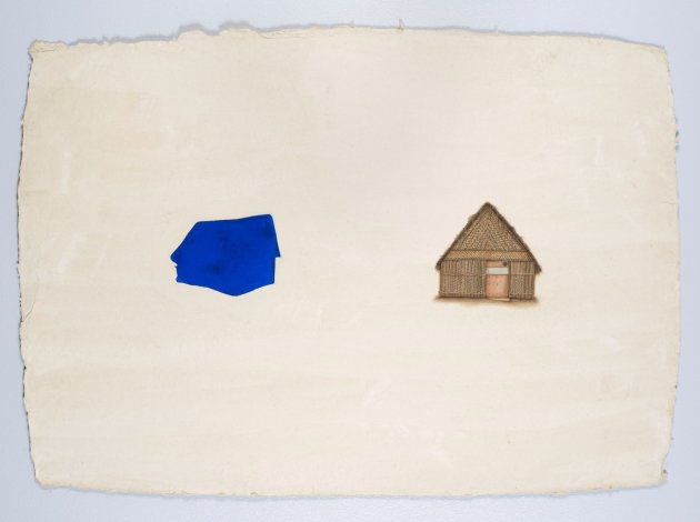 <span class=&#34;artist&#34;><strong>Desmond Lazaro</strong></span>, <span class=&#34;title&#34;><em>Blue Village House</em>, 2012</span>