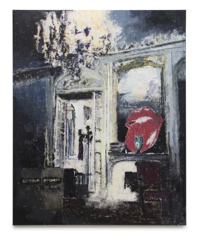 "<span class=""artist""><strong>Enoc Perez</strong></span>, <span class=""title""><em>Villa Nellcôte, Rolling Stones In Residence</em>, 2017</span>"