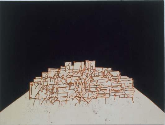 <span class=&#34;artist&#34;><strong>Tony Bevan</strong></span>, <span class=&#34;title&#34;><em>Table Top (PC065)</em>, 2006</span>