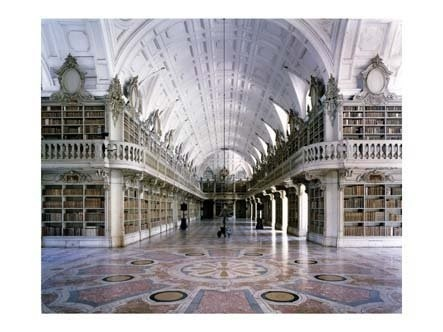 <span class=&#34;artist&#34;><strong>Candida Höfer</strong></span>, <span class=&#34;title&#34;><em>Biblioteca do Palàcio Nacional de Mafra II</em>, 2006</span>