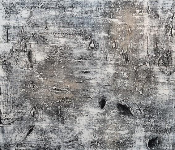 """<span class=""""artist""""><strong>Miquel Barceló</strong></span>, <span class=""""title""""><em>En Fonds Sableux</em>, 2004</span>"""