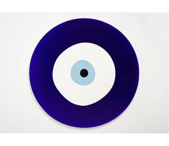 <span class=&#34;artist&#34;><strong>Gavin Turk</strong></span>, <span class=&#34;title&#34;><em>Evil Eye</em>, 2012</span>